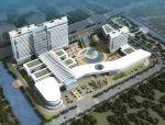 现代风格高层人民医院规划及建筑设计方案文本