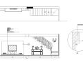 [广东]三层别墅欧式田园风格施工图含实景照片