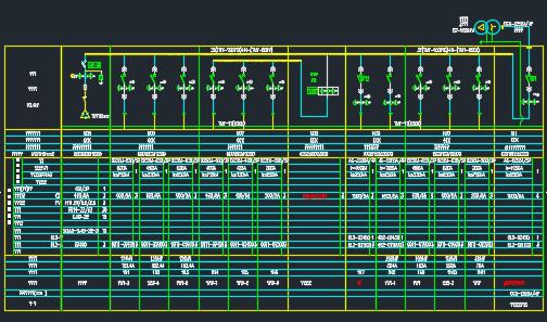 【广东】2018文化宫高效性双回路供电项目工程量清单实例(图纸)_5