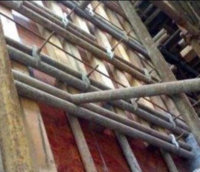 [QC成果报告]提高钢筋混凝土墙体砼成型质量
