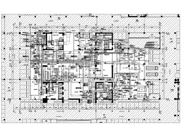 [江苏]三星级酒店电气施工图含绿色专篇(大院最新设计)