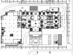 [重庆]39层欧式豪华酒店施工图(含效果图)