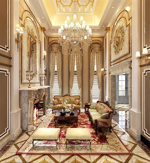 金色宫殿奢华古典