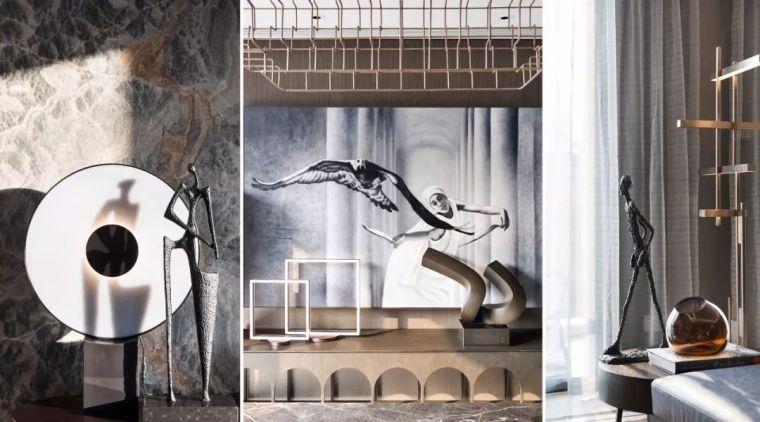 【室内必备】最新50套别墅样板间设计施工图集!推荐收藏!_2