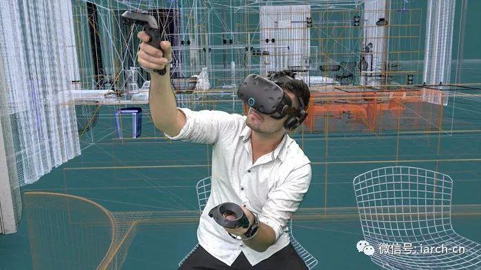 VR技术运用资料下载-VR技术做建筑?!
