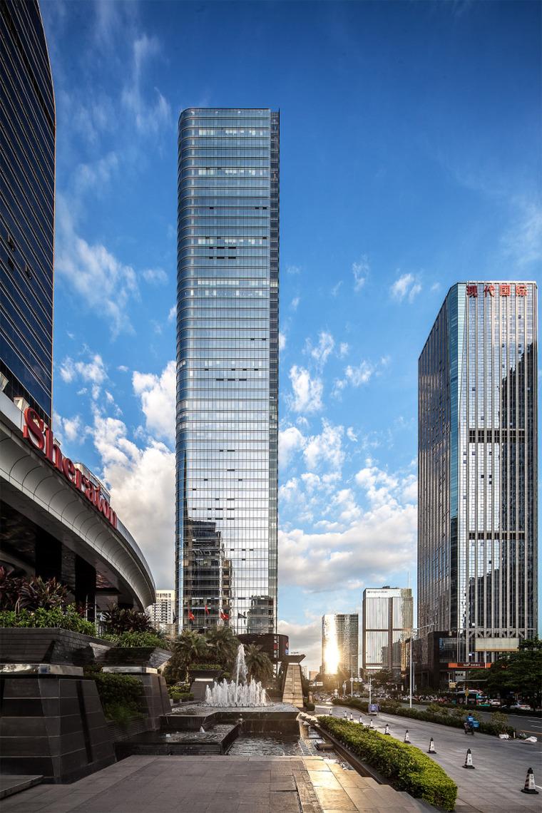 国际金融商务的皇庭大厦-3