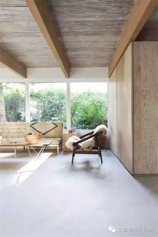 室内设计不知道怎么做吊顶的,简单直接上木头!