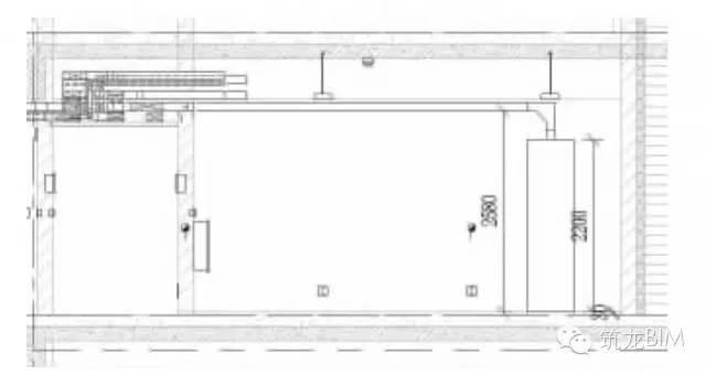 BIM电气案例丨大学学生公寓与学生食堂_11