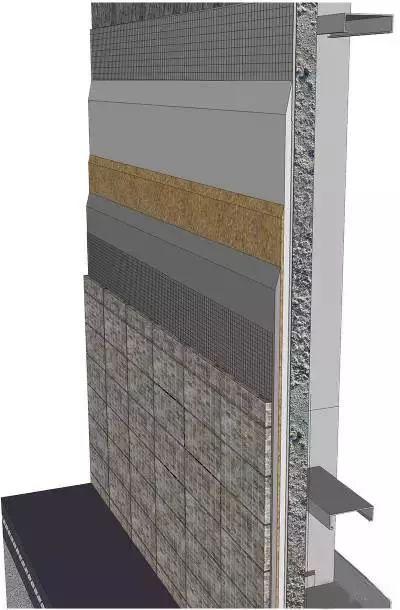 地面、吊顶、墙面工程三维节点做法施工工艺详解_34