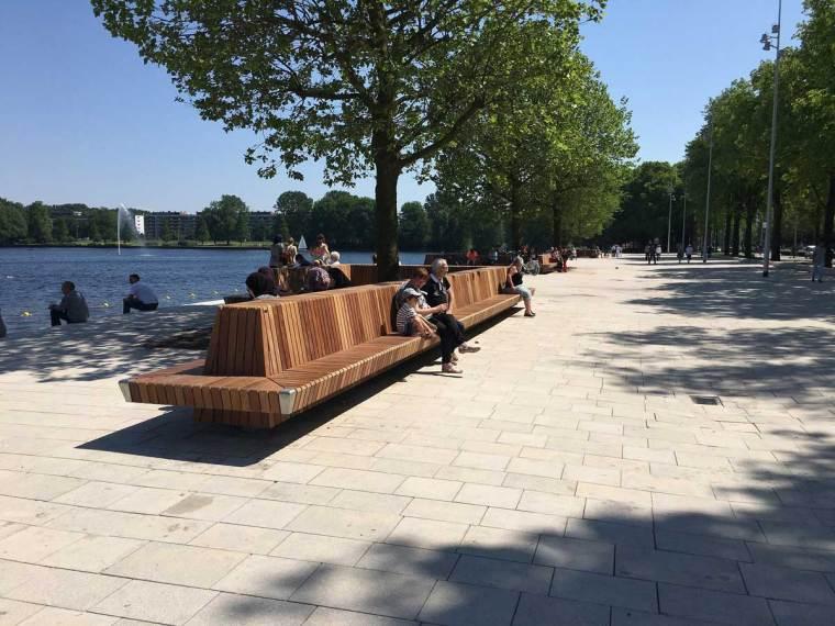 阿姆斯特丹Zuidwestoever滨水公园