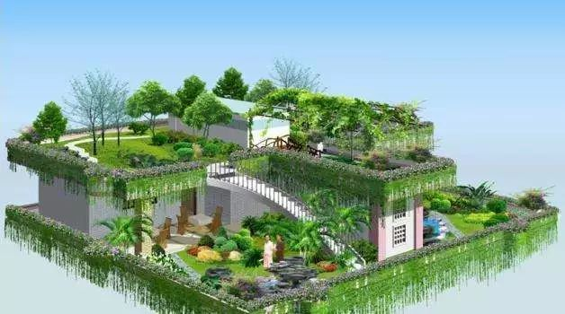 覆土种植屋面施工与维护注意要点