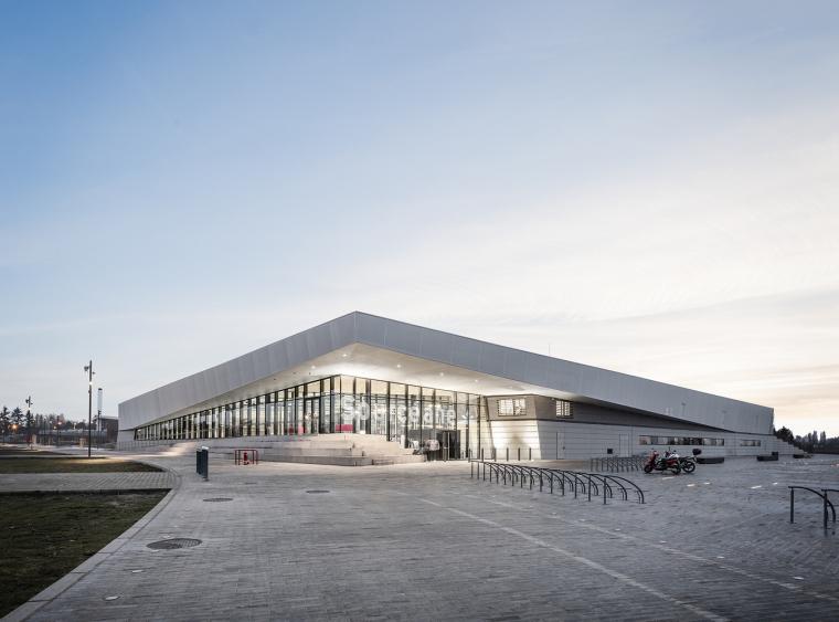 法国Sourcéane 水上运动中心