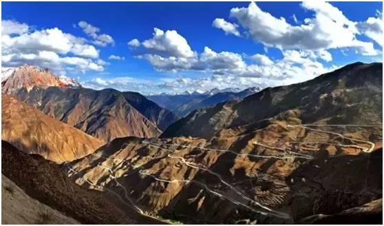 中国7大虐死人的俊美公路,算是中国最美公路了