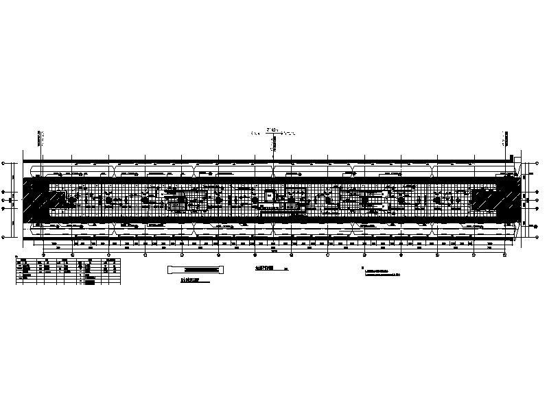 [施工图][成都]地铁三号线动物园站公共区域装修施工图(含效果图)