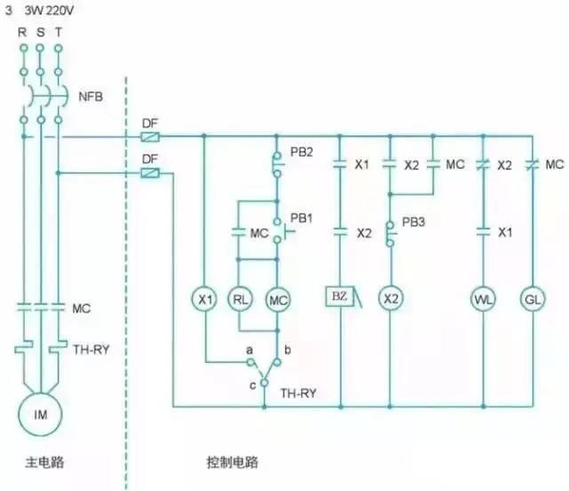 电气图转换为PLC梯形图实用方法