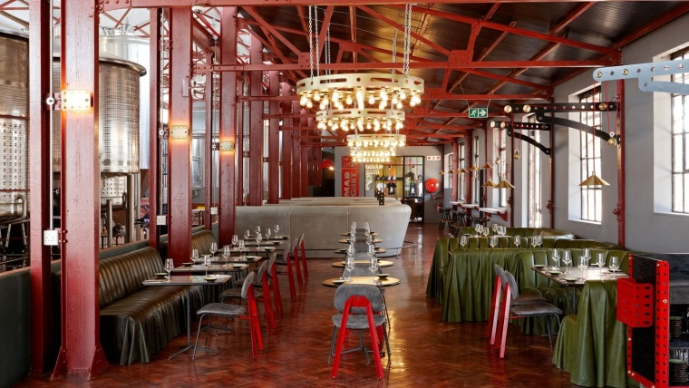 南非Mad Giant啤酒餐厅