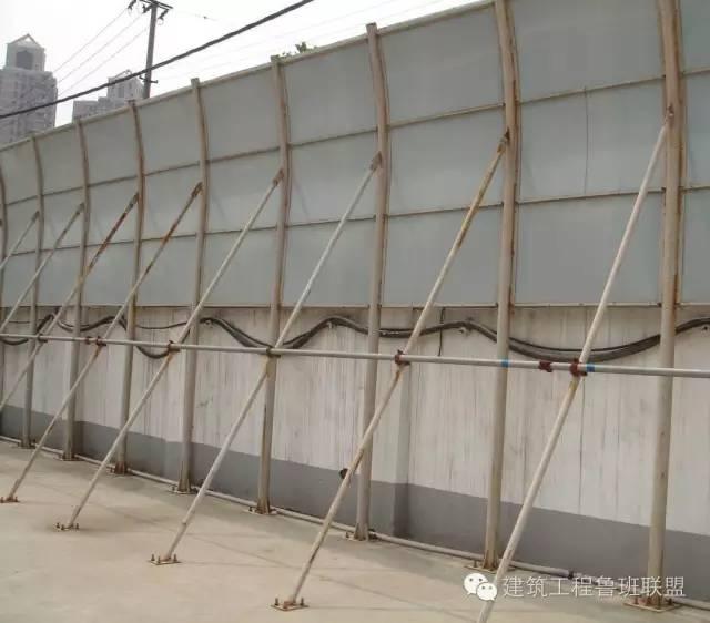 安全文明标准化工地的防护设施是如何做的?_55