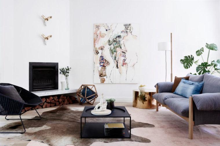 软装与家具极端配合的家居美感郑州家装设计推荐