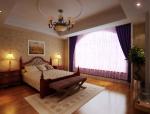 典雅舒适卧室3D模型下载