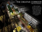 创意走廊,小石镇主街改造!