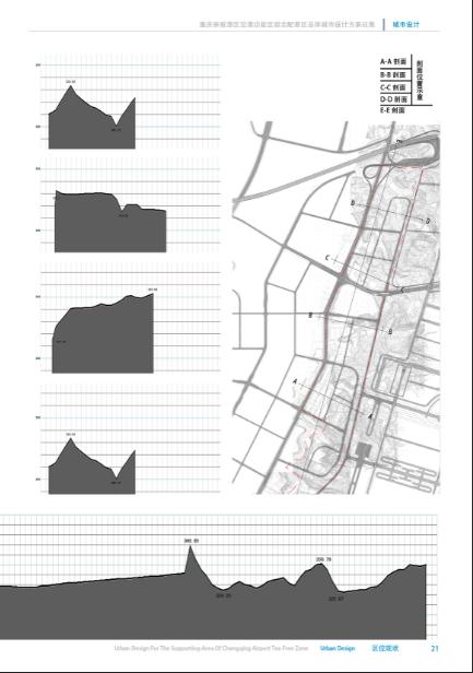 [重庆]两路寸滩空港保税区城市规划设计方案文本
