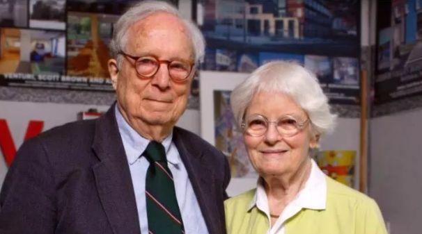 93岁设计师,罗伯特·文丘里去世,大师一路走好!!