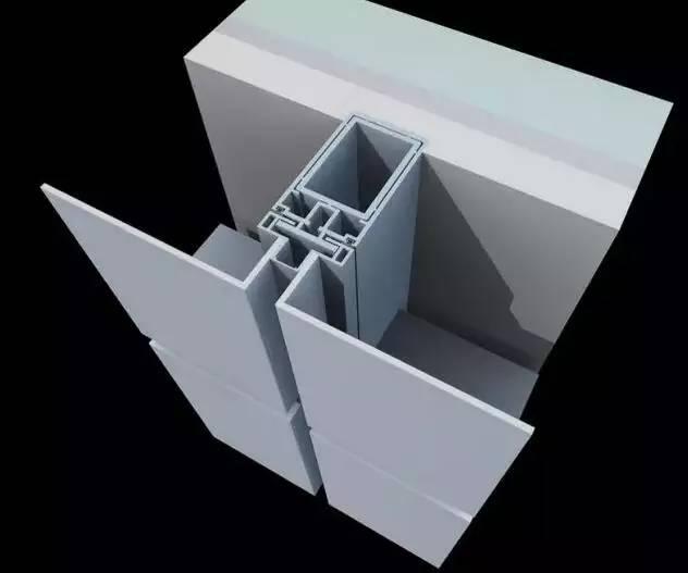 幕墙节点设计的的关键点汇总(建议收藏)_4