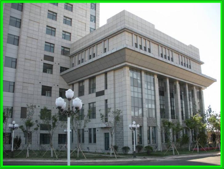 高层办公楼创鲁班奖施工质量情况介绍(PPT-99.3米)