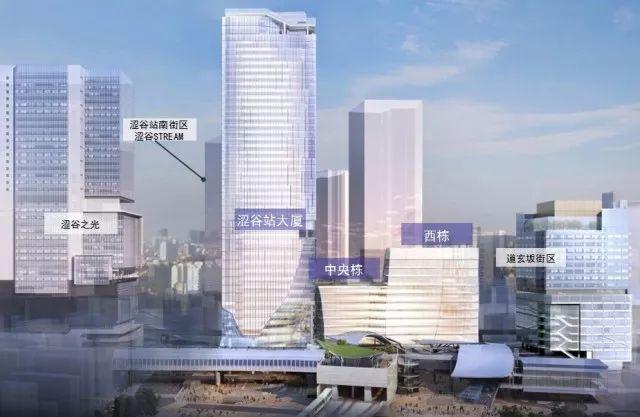 2020东京奥运会最大亮点:涩谷超大级站城一体化开发项目_22