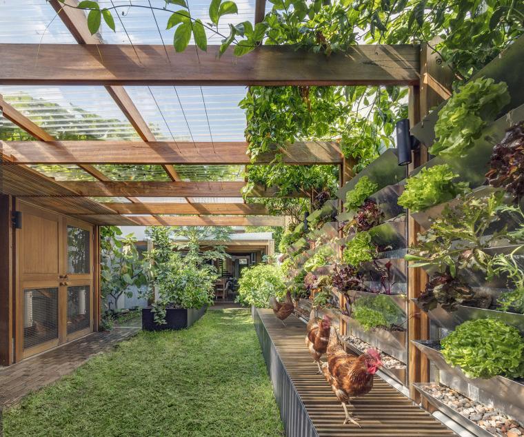澳大利亚Aquas Perma生态住宅