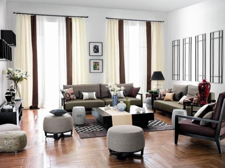 龍头装饰分享「室内居家软装设计原则及搭配」
