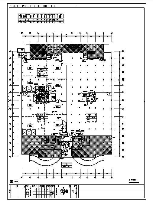 同济-厦门大学翔安校区主楼群12345#楼初步设计全套