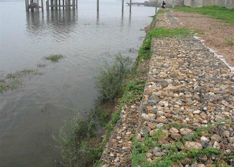 河岸加固防护工程施工方案