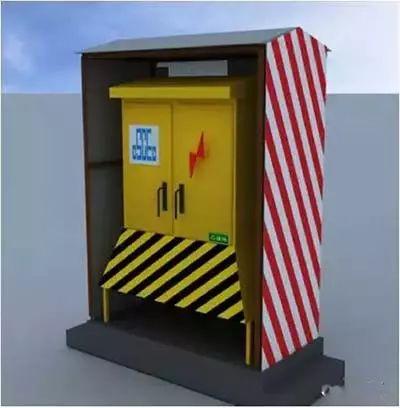 图文讲解:临边防护、临时用电、临时设施_9