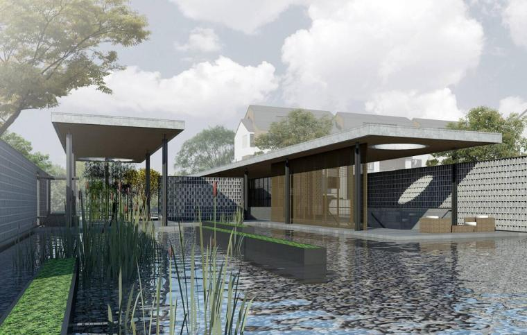 [江苏]建发苏州项目示范区住宅建筑模型设计(2018年)