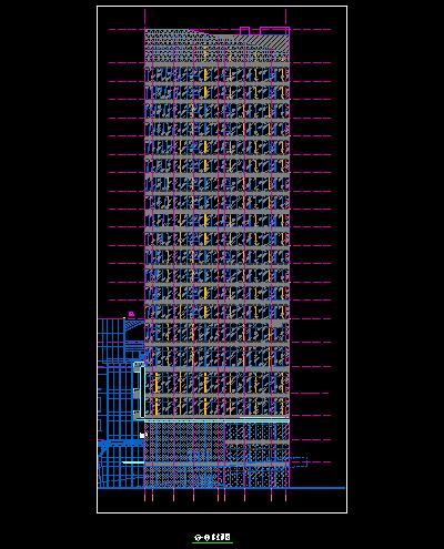 超高层办公楼建筑招标图意见修改_2