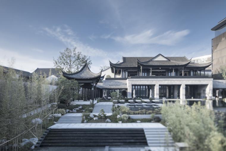 安吉悦榕庄酒店