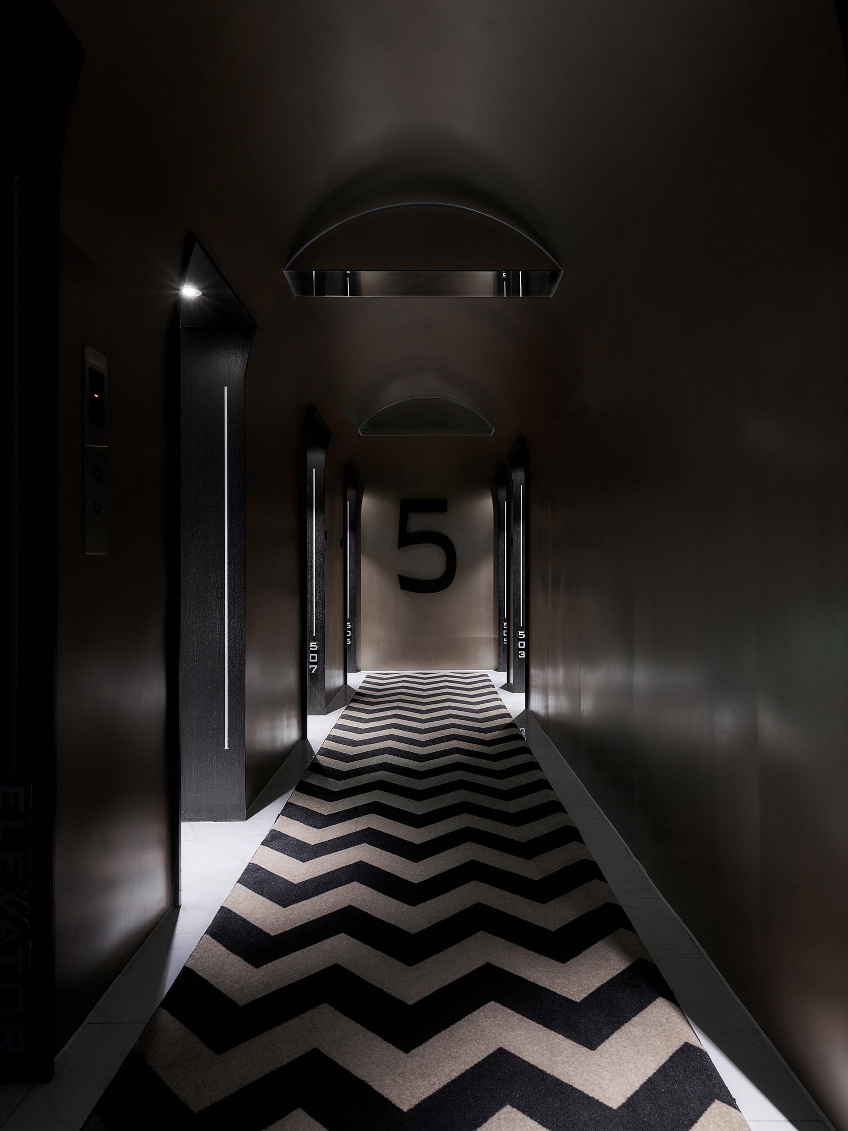 杭州隱隅酒店-7