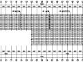 湖北门式刚架钢结构厂房(CAD,12张)