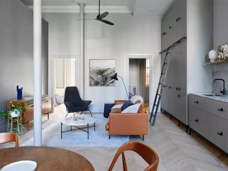 古典优雅风的居住空间