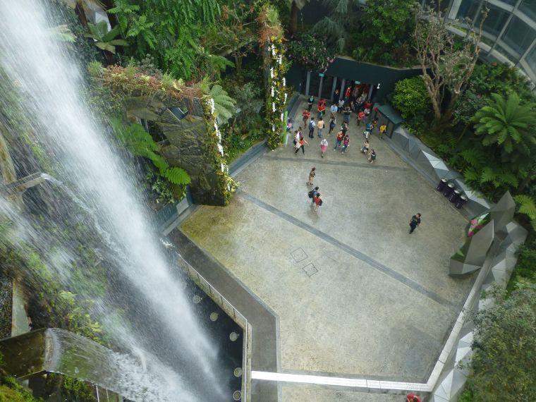 新加坡世界级超级温室花园-6
