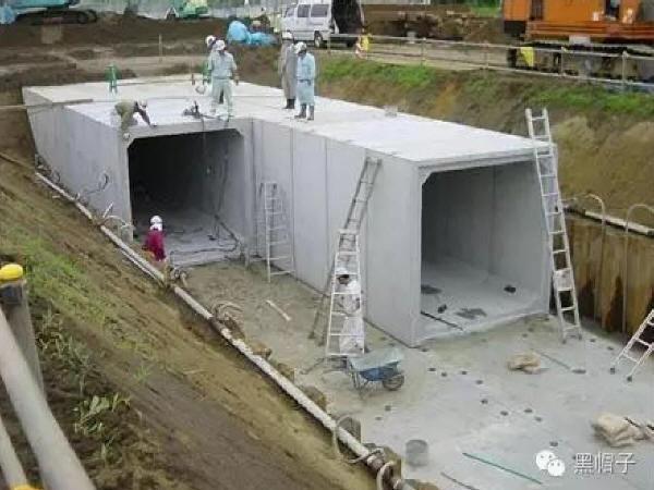 城市综合管廊施工技术