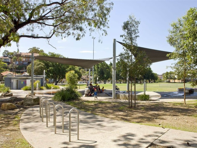 澳大利亚Marrickville水上乐园