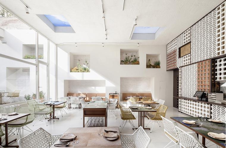 西班牙Disfrutar餐厅
