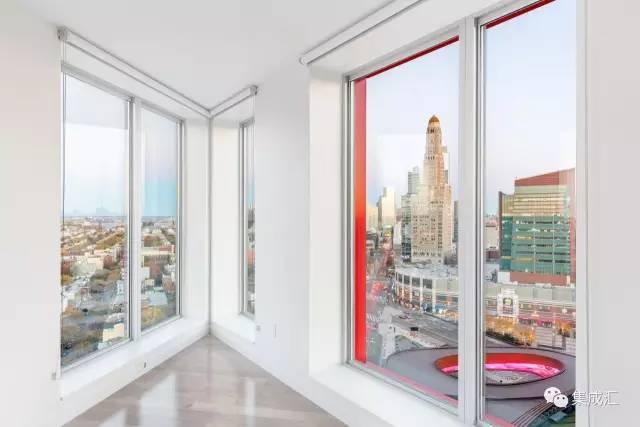 在纽约,有一幢比特朗普大厦还牛逼的公寓楼,90%工厂制造……_34
