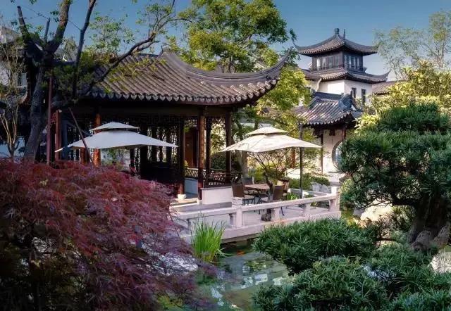 中式庭院·美在诗里_14