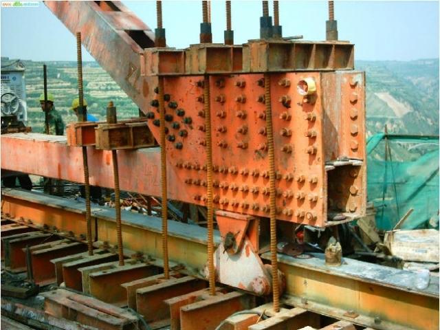 挂篮、钢便桥专项方案审查技术要点(PPT,65页)-后锚筋(棒)强度