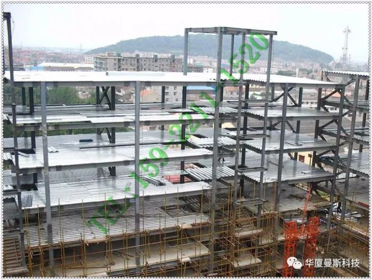 钢结构七大生产流程……