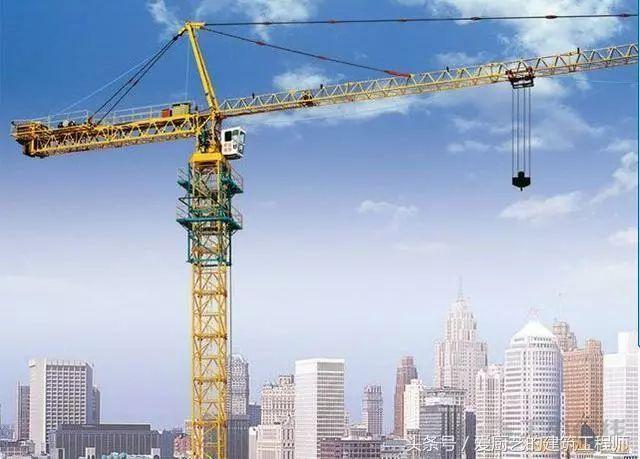 施工准备阶段,塔吊基础施工注意事项