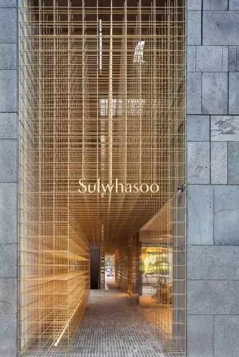 超有设计感的建筑入口_19